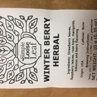 Winter Berry Herbal from Simple Loose Leaf
