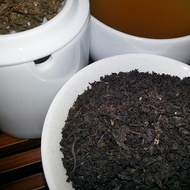 Steamed Purple Green from Butiki Teas