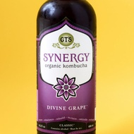 Synergy Divine Grape Kombucha from GT's Kombucha