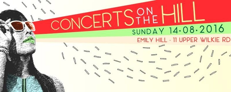 Concerts On The Hill feat. Cambodian Space Project, bittymacbeth x Evan Low