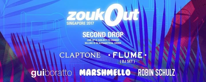 ZoukOut 2017 Day 2