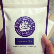 Chamomile Blue from The 1872 Clipper Tea Co.