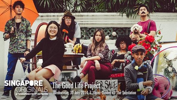 Singapore Originals: The Good Life Project