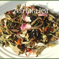 Organic Cherry Blossom White Tea Blend from Zen Tara Tea