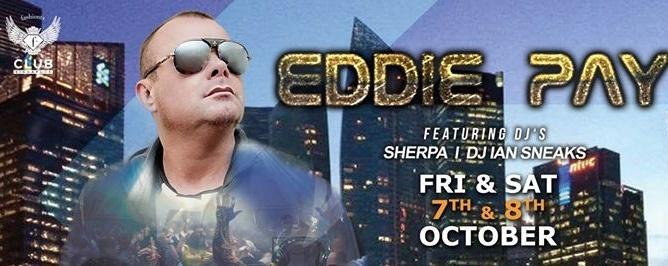 F.Club presents Eddie Pay (GER)