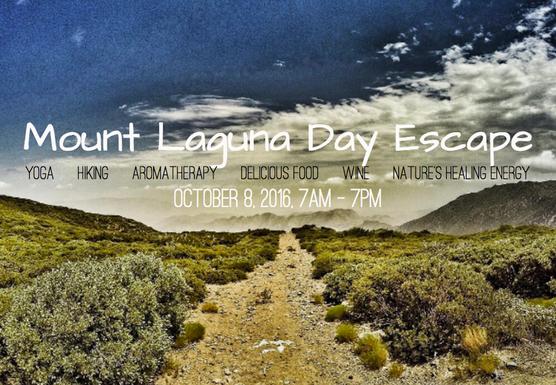 Mount Laguna Day Escape