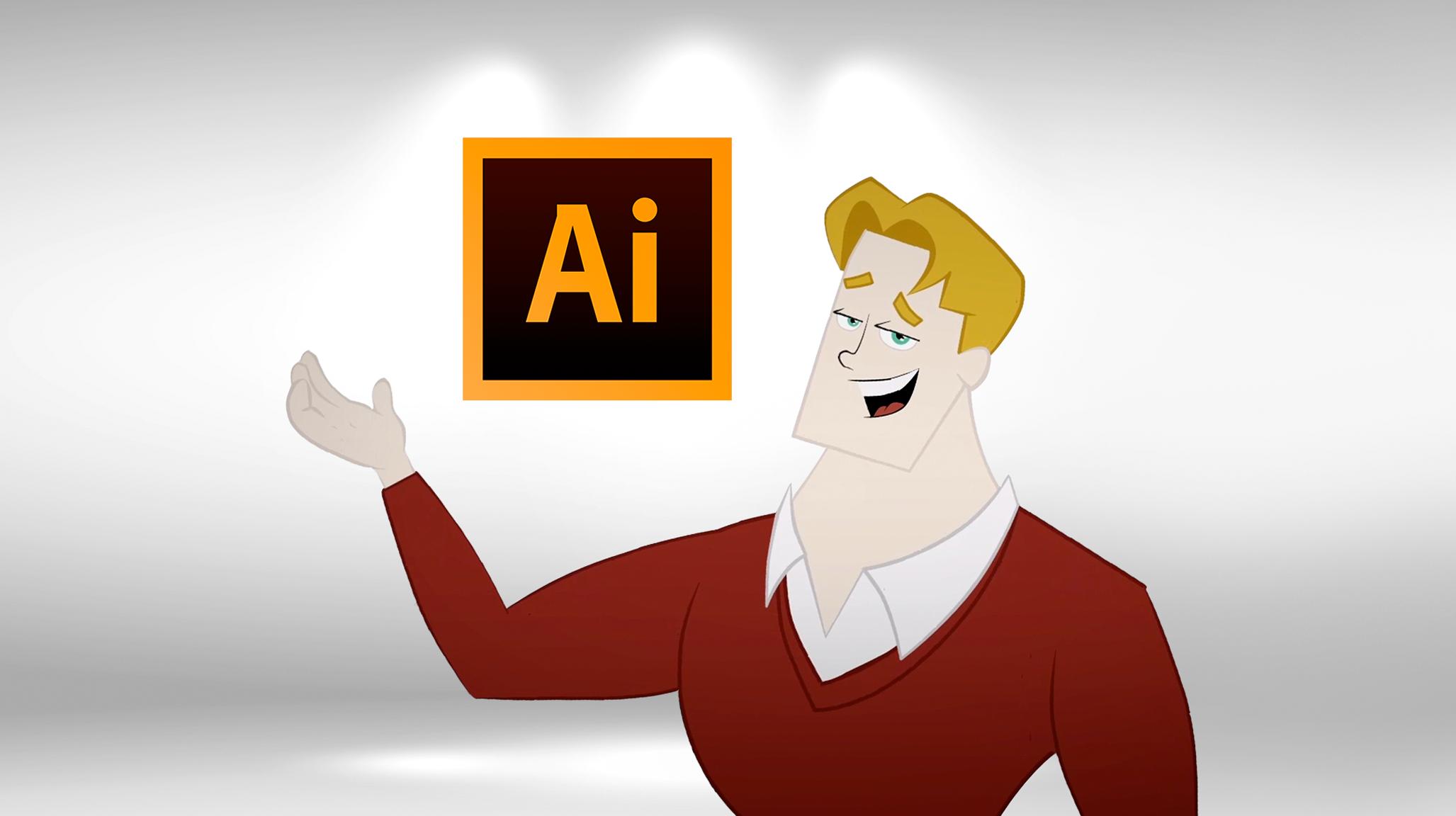 Mark – Adobe Illustrator Essentials for Character Design
