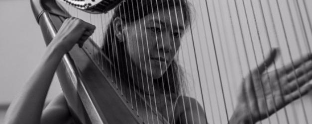 Harp & Oboe Morning