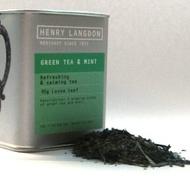 Green Tea & Mint from Henry Langdon