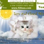 Sun and Cloud Mist from 52teas