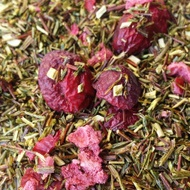 Crisp Cranberry Soda Green Rooibos from 52teas