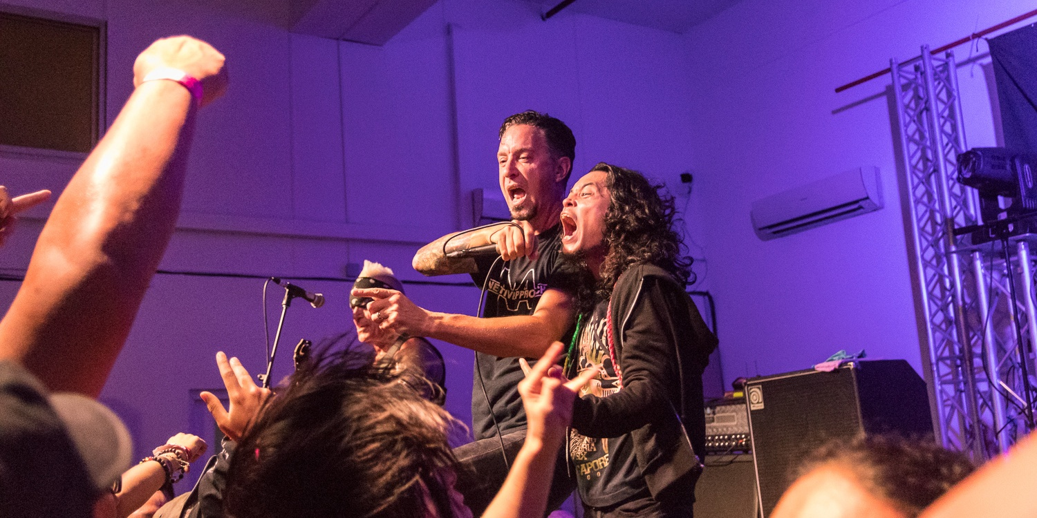 30 years of Sick Of It All, as angry and vital as ever in Singapore — photo gallery