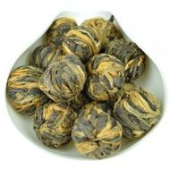 "Feng Qing Premium ""Black Gold Pearls"" Yunnan Black Tea * Spring 2018 from Yunnan Sourcing"