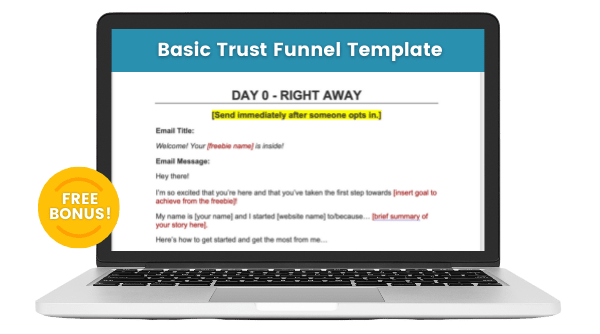 trust funnel bonus