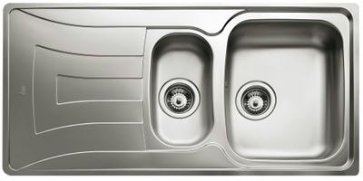 Universo Kjøkkenvask UNI150D-WT