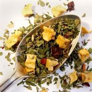 Watermelon Mint Herbal Tea Blend from Plum Deluxe