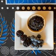 Organic Black & Blue from Divinitea
