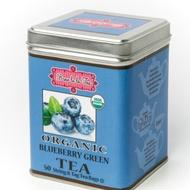 Blueberry Green Tea from Brew La La Tea