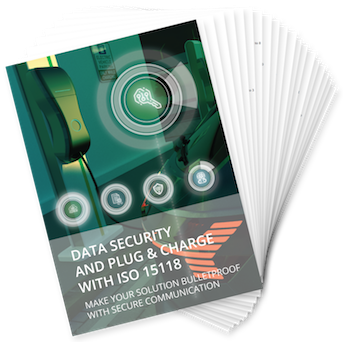 Data Security and Plug & Charge With ISO 15118