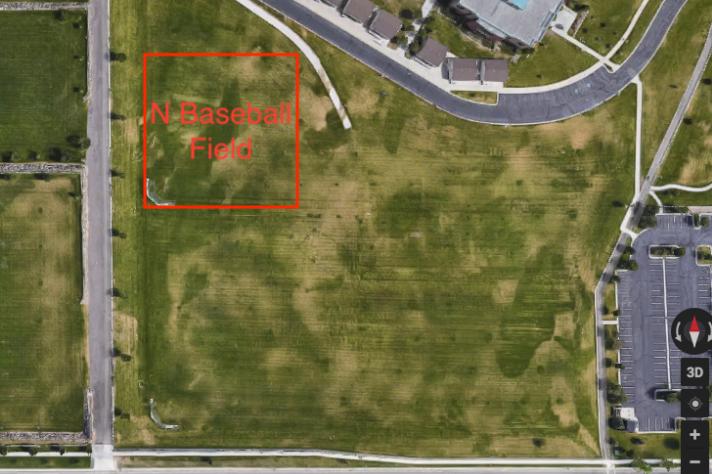 N Baseball Field