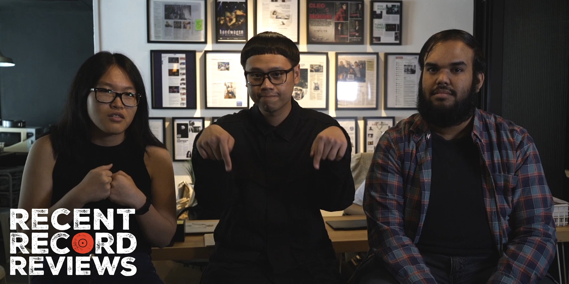 WATCH: Here are our picks for the best Singaporean albums of 2016