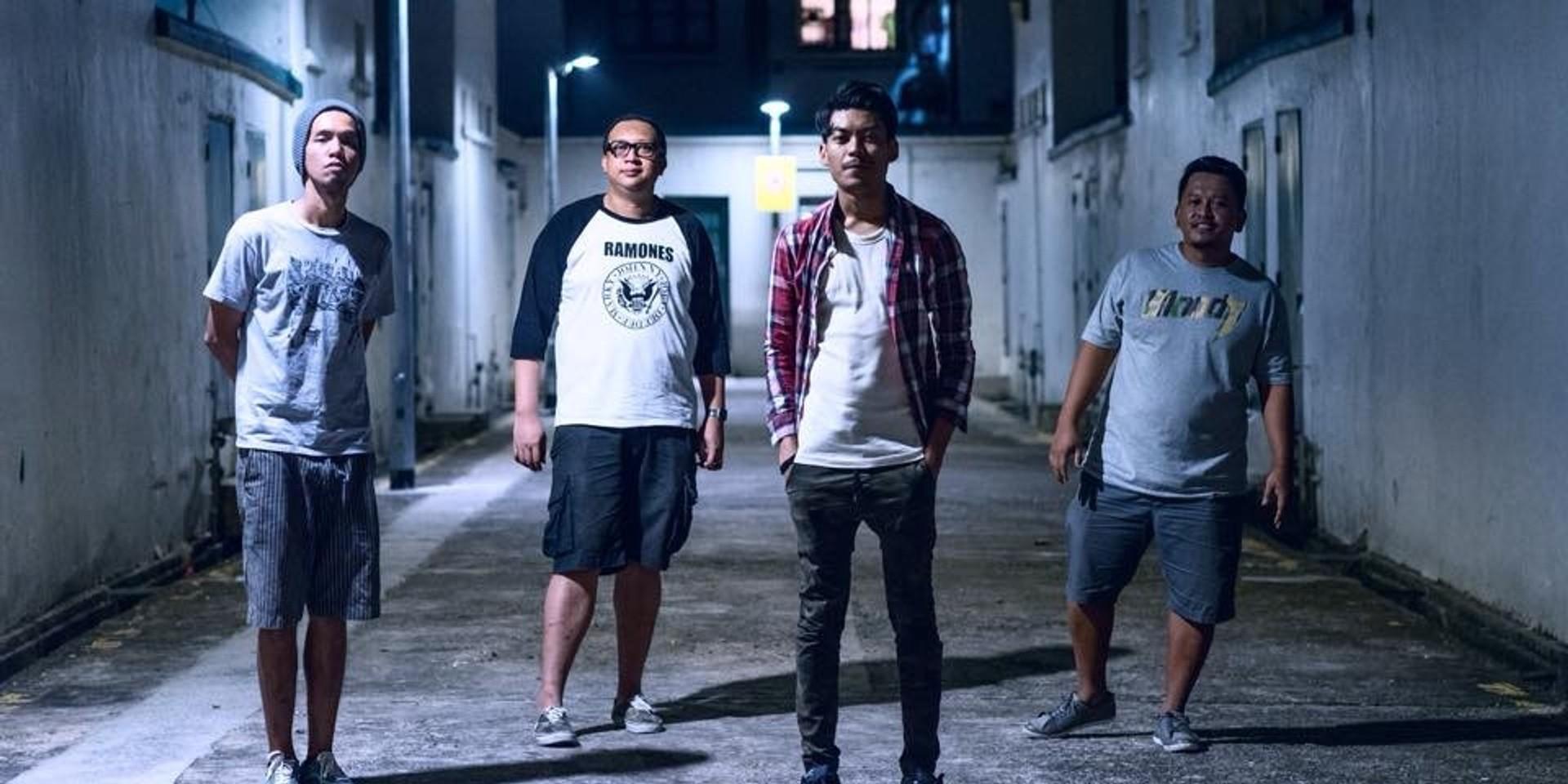 LISTEN: Punk rock quartet Hardihood make a bold statement with debut album, Take Your Stand