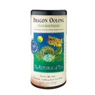 Dragon Oolong from The Republic of Tea