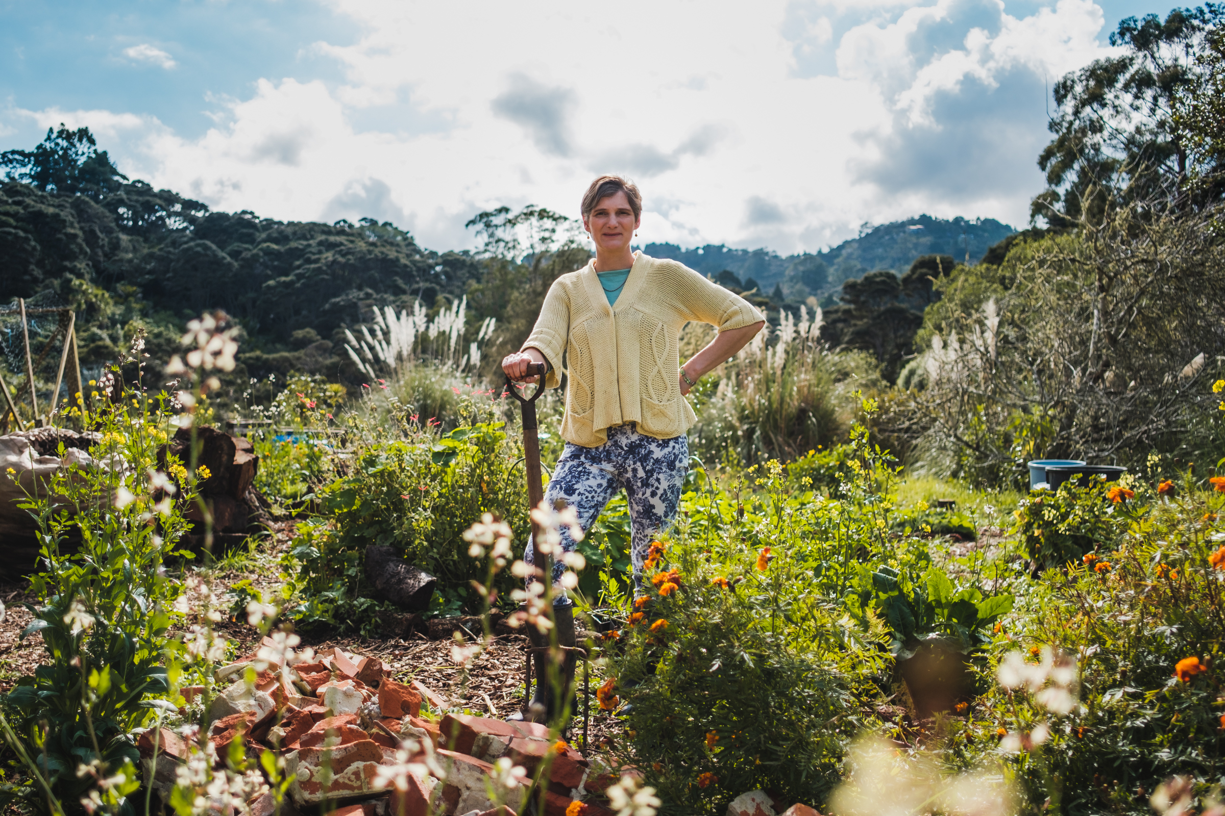 Soil with Soul: A Compost Consultation with Blue Borage