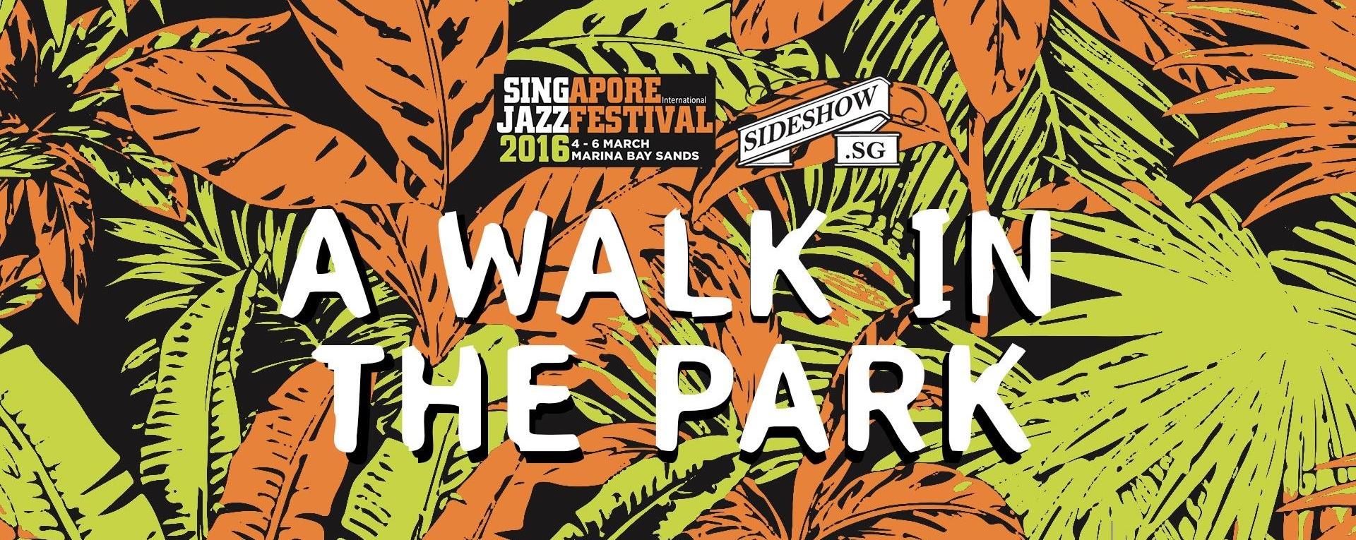 A WALK IN THE PARK - Singjazz pre-festival party