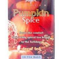 Pumpkin Spice DeCaf from Stash Tea Company