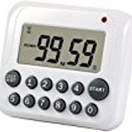 Digital Timer with Numeric Keypad from WiseField