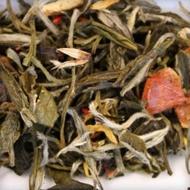 Ginger Peach Bai Mu Dan from Tea Attic