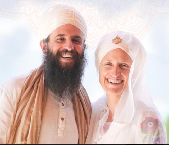 Gurujodha Singh y Dev Amrit Kaur