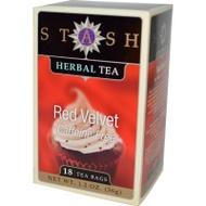 Red Velvet Herbal Tea from Stash Tea Company