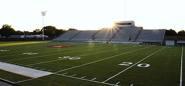 Pleasant Grove Stadium - Main