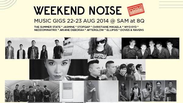 Weekend Noise (Noise Singapore)