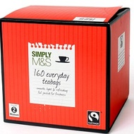 Everyday Teabags from Marks & Spencer Tea