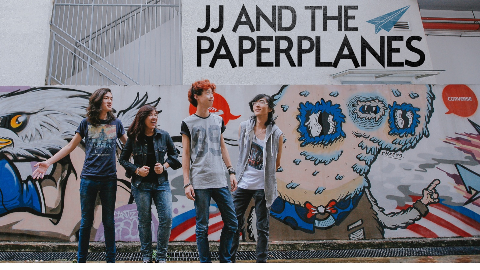 JJ And The Paperplanes A Simple Hello Debut Single Launch Tour