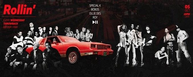 Rollin' ft. Ollie Des, Bobos, Special K & Roy