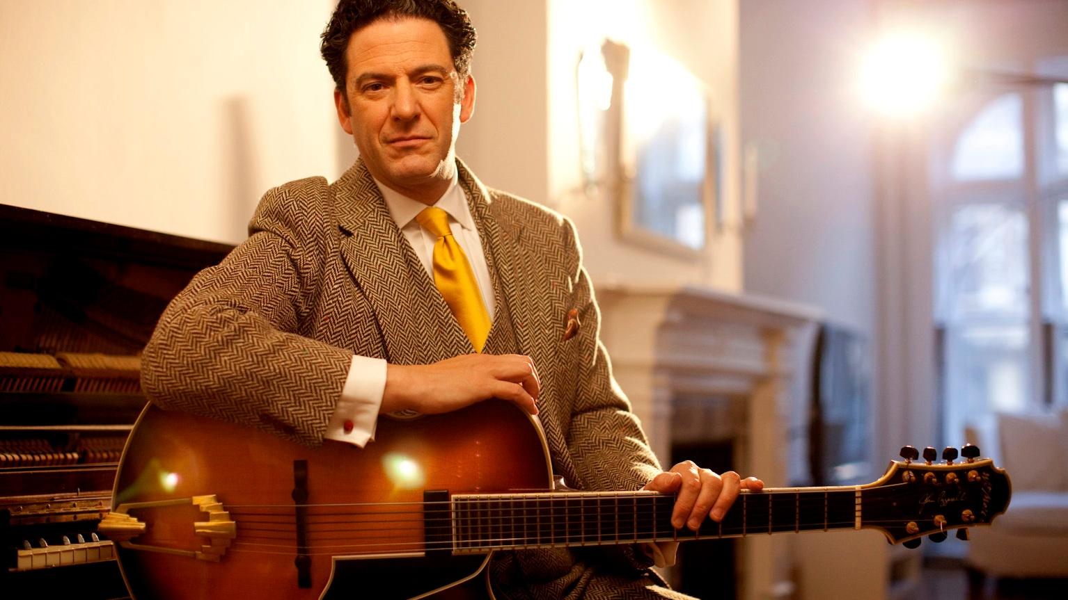 Mosaic 2014: John Pizzarelli Quartet