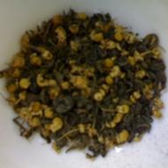 Chamomile Green Tea from Tealovero