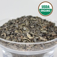 Organic Gunpowder from LeafSpa Organic Tea