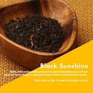 Black Sunshine from Cuples Tea House
