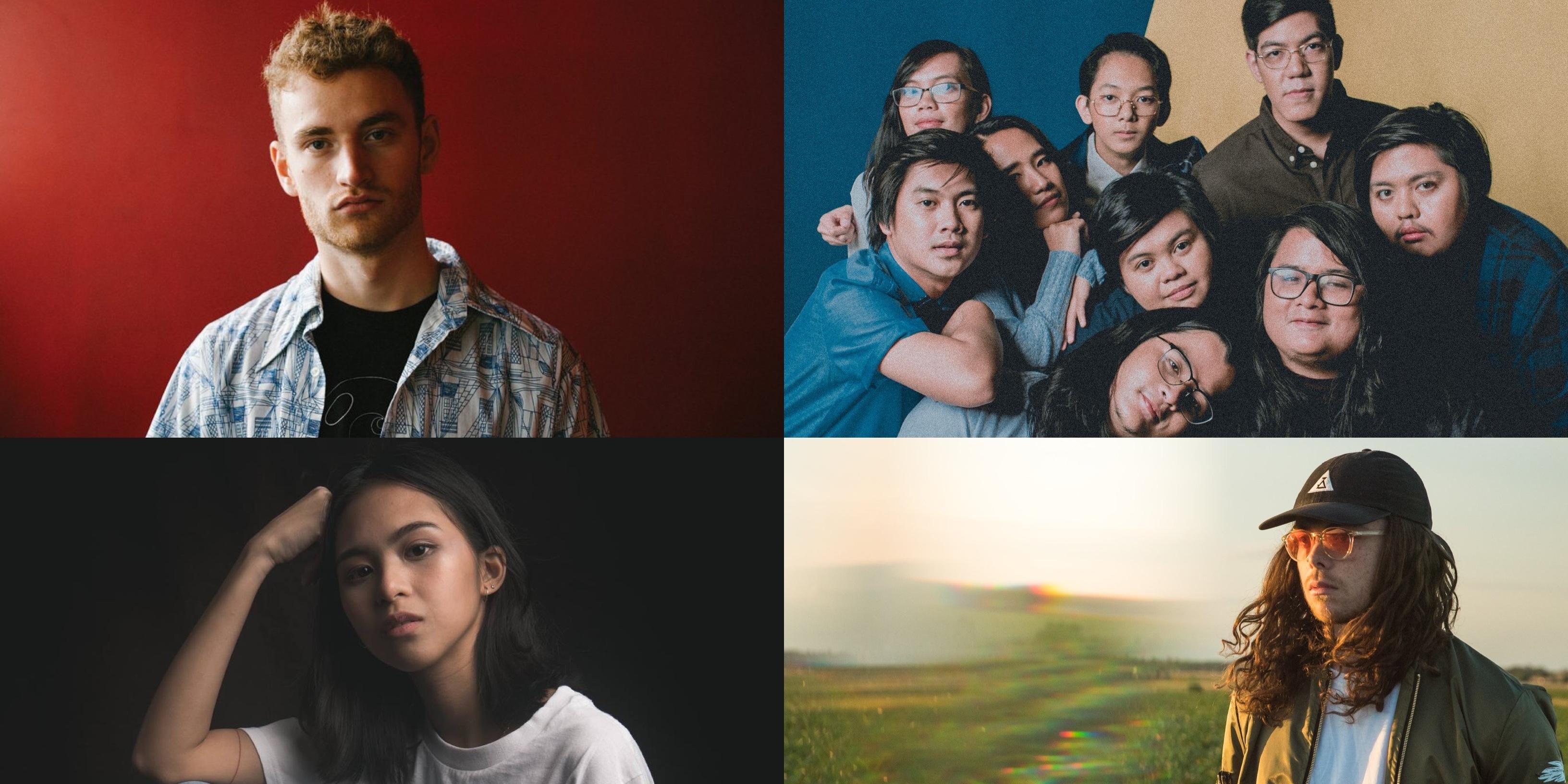 Karpos Live reveals Mix 2 lineup: Tom Misch, Vancouver Sleep Clinic, Ben&Ben, and Clara Benin