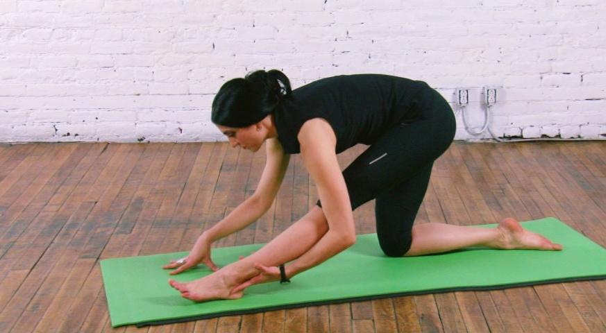 Yoga pour Golfeurs - 8 étapes - 6. Flexibilité