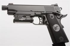 Nighthawk Custom Kestrel Recon 9mm Blackout! Threaded!