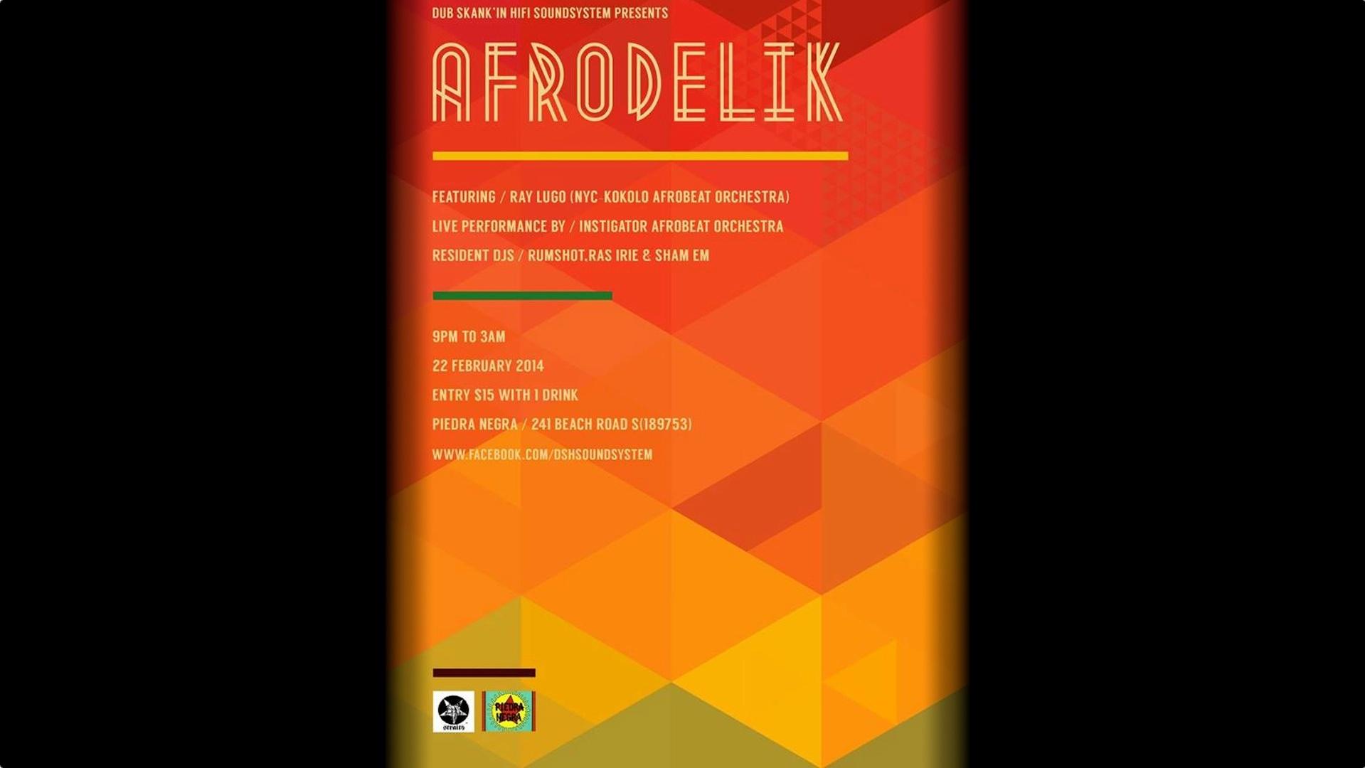 Afrodelik