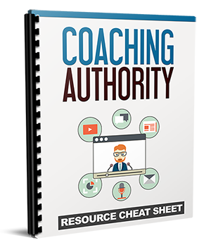RESOURCES – COACHING AUTHORITY