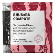 Rhubarb Compote from Bloom Teas