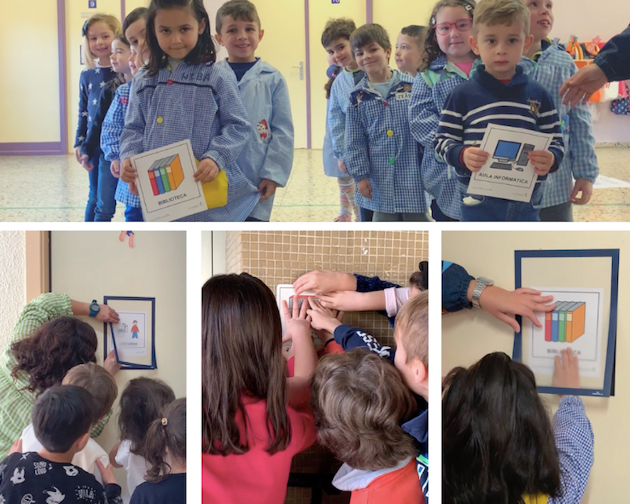 Escuelas Visuales El Bosquin